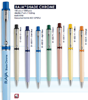 Raja Shade Chrome
